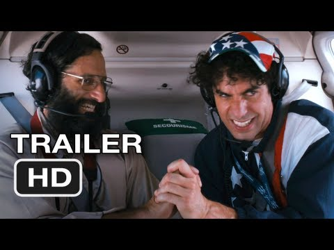The Dictator - Trailer #2 - Full English - Sacha Baron Cohen Movie (2012) HD