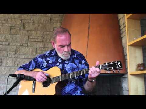 """""""Spouting Horn"""" slack key fingerstyle guitar from Mark Hanson played by Rich Maurer"""