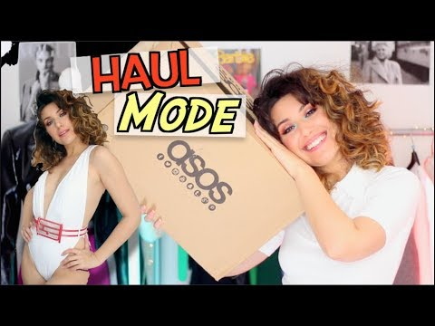 UNBOXING / HAUL + Try On - Ma commande ASOS pour le printemps !