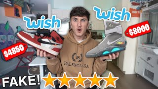 Download I Bought The Most Expensive Sneakers On Wish.com! Mp3 and Videos