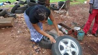 Wheel Replacement pt3