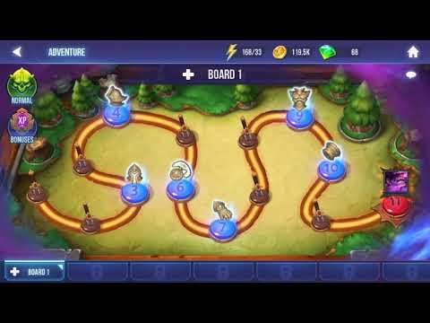 Dungeon Hunter Champion Board 1 Mission 11 Walkthrough