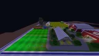 Minecraft budowle #Gospodarstwo rolne