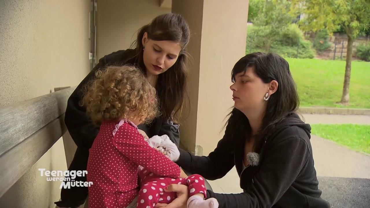 13. Staffel Teenager werden Mütter: Kathrin, Edith und Mo ...  13. Staffel Tee...