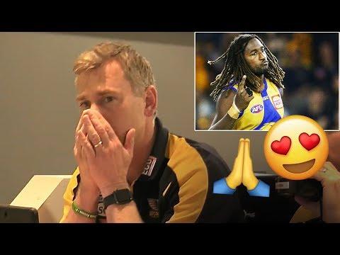 Simpson reacts to Nic Nat's heroics | Coach Recall | AFL