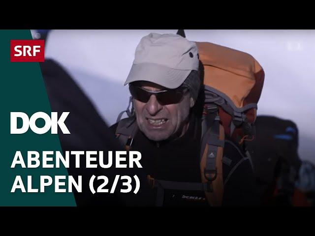 Skitour des Lebens – Haute Route von Chamonix nach Zermatt   Abenteuer Alpen (2/3)   Doku   SRF Dok