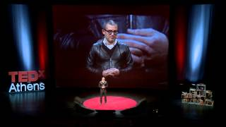 Dealing with Negativity: Oliver Reichenstein at TEDxAthens 2012