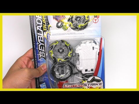 COGNITE C3 Unboxing Review Battles!! Beyblade Burst Evolution SwitchStrike