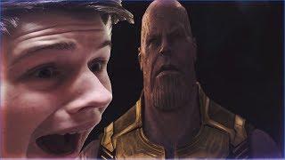 Реакция на трейлер Мстители война бесконечности (AVENGERS: INFINITY WAR - TRAILER REACTION)