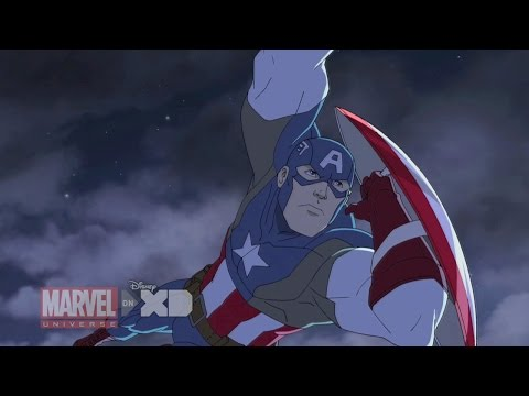 Avenger Assemble - Season 2 Premiere Clip: Invasion Fleet