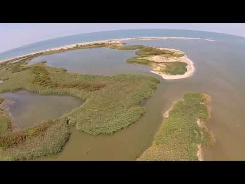 Delta del Po come non l'avete mai visto. Pila, Scano Boa (riprese Claudio Villani)