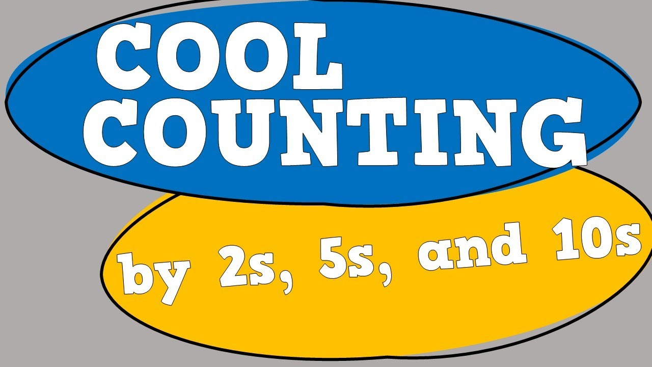 COOL COUNTING!  (Skip-counting by 2s, 5s, and 10s)