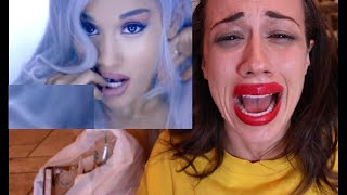 REACTING TO ARIANA GRANDE - FOCUS