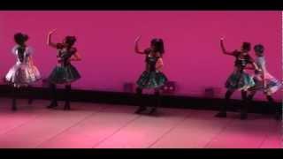 劇団ひまわり熊本エクステンションスタジオに所属する女の子5人のユニ...