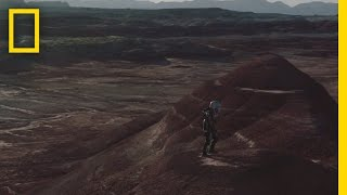 Creating Air on Mars | MARS: How to Survive on Mars