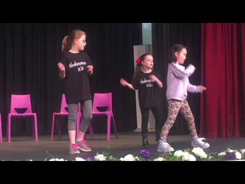 Little Shakespeare's working on their own chat show - The Niamh Show