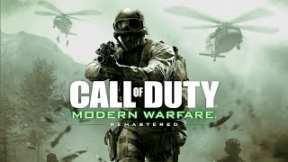 PS4版CoD:Modern Warfare Remasteredキャンペーン