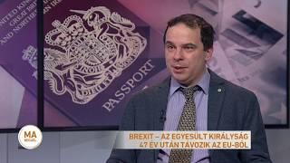 Brexit - az Egyesült Királyság 47 év után távozik az EU-ból