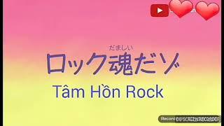[Shinnosuke-Shin câuk bé bút chì] Tâm hồn nhạc rock