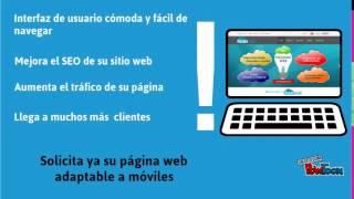 Por que tener una página web  Adaptable a móviles?