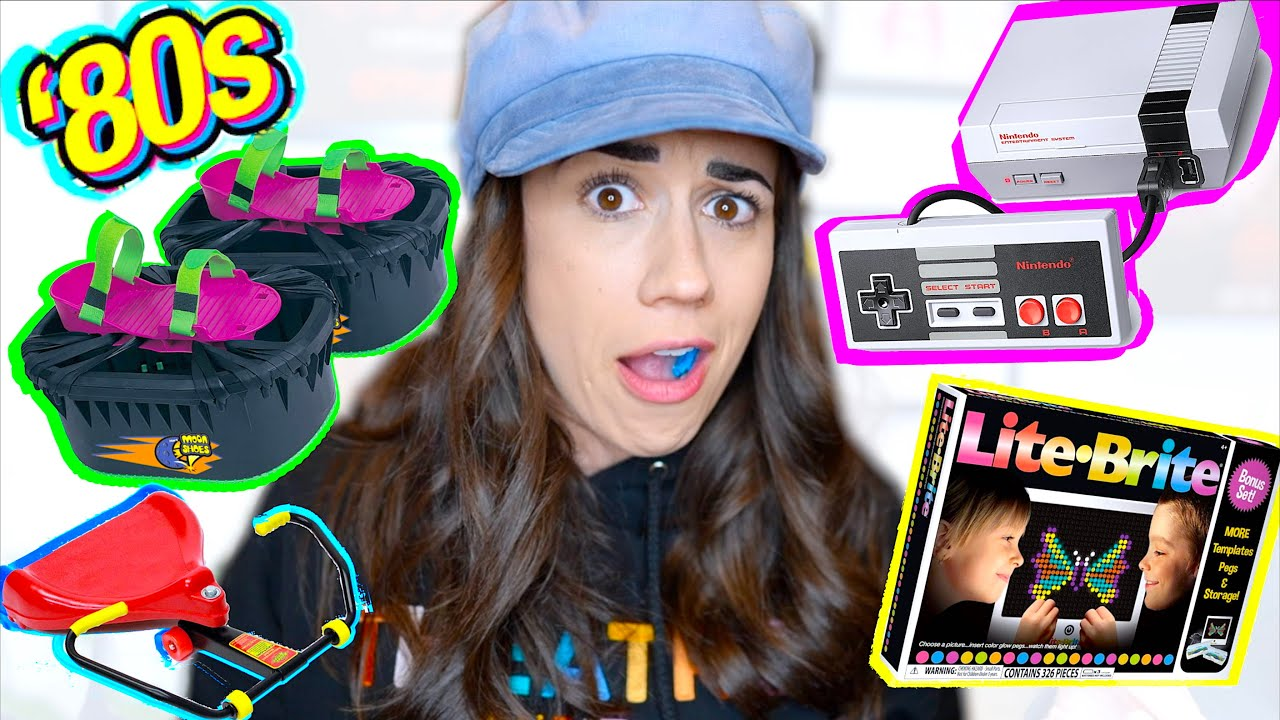 BUYING EVERY 80'S NOSTALGIC TOY AND CANDY!