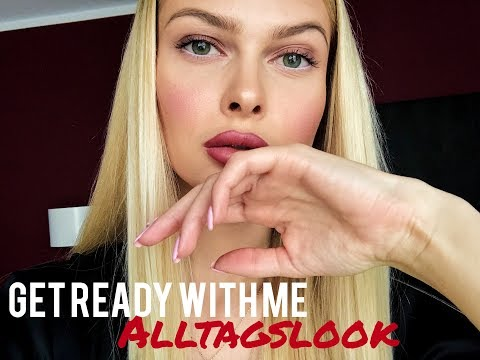 🌸💄DARYA: Get ready with me, Alltagslook thumbnail