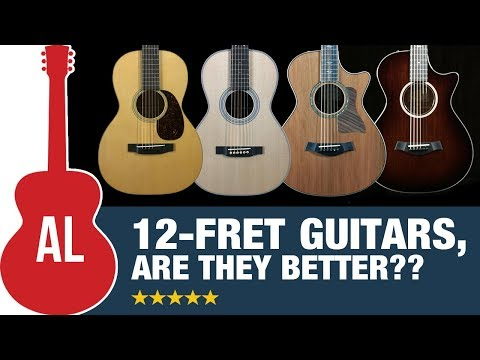 12 fret Acoustic Guitars - Are They Better??