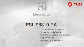 Встраиваемая посудомоечная машина 60 см Electrolux ESL98810RA
