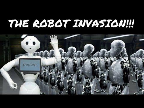 SoftBank's Pepper, the first home robot.