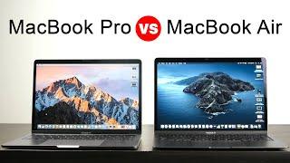 2020 MacBook Air Better Than MacBook Pro?