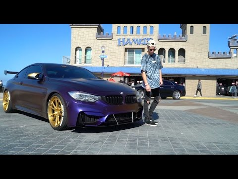 Jake Angeles EPIC BMW M4 by SD WRAP!!! | Doovi