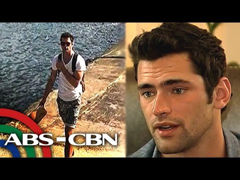 Highest-paid male model falls in love with Palawan