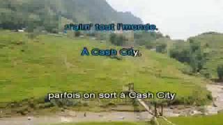 Cash City   Luc de la Rocheliere [KARAOKE]