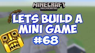 Minecraft Xbox - Lets Build A Mini Game World - 68 - TEMPLE RUN!!