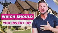Types of Real Estate Investing
