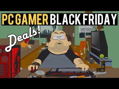 TOP 10 Black Friday Deals for PC Gamers YOU NEED!
