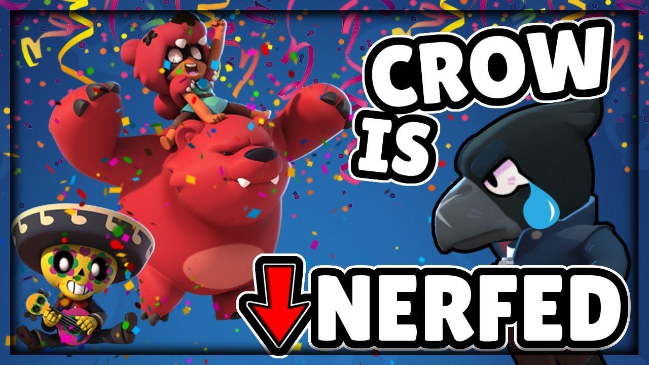 May 2018 Balance Changes! | CROW GETS NERFED | POCO GETS BUFFED ...