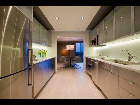 12 Amazing Galley Kitchen Design Ideas and Layouts - YouTube