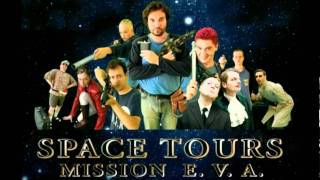 """SPACE TOURS - Mission E. V. A."" bei Ö3"