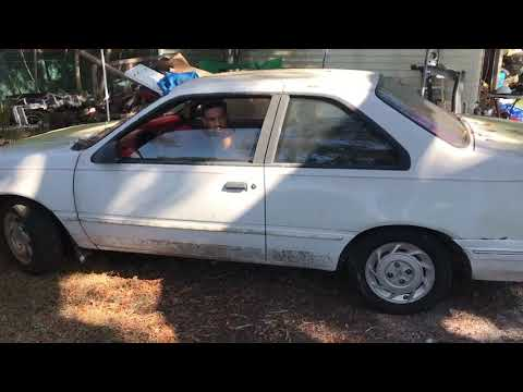 Ford Tempo 2 Door