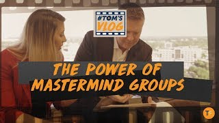 How To Turn Setbacks into Opportunities and Why I Value The Power of Mastermind Groups | TOMSVLOG #4