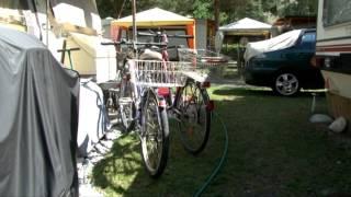 Camping im Oberwallis