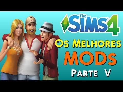 THE SIMS 4 | Os melhores Mods PARTE V