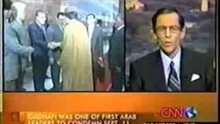 Omar Turbi, Libya Expert on CNN-Blair visits Libya-Part 2