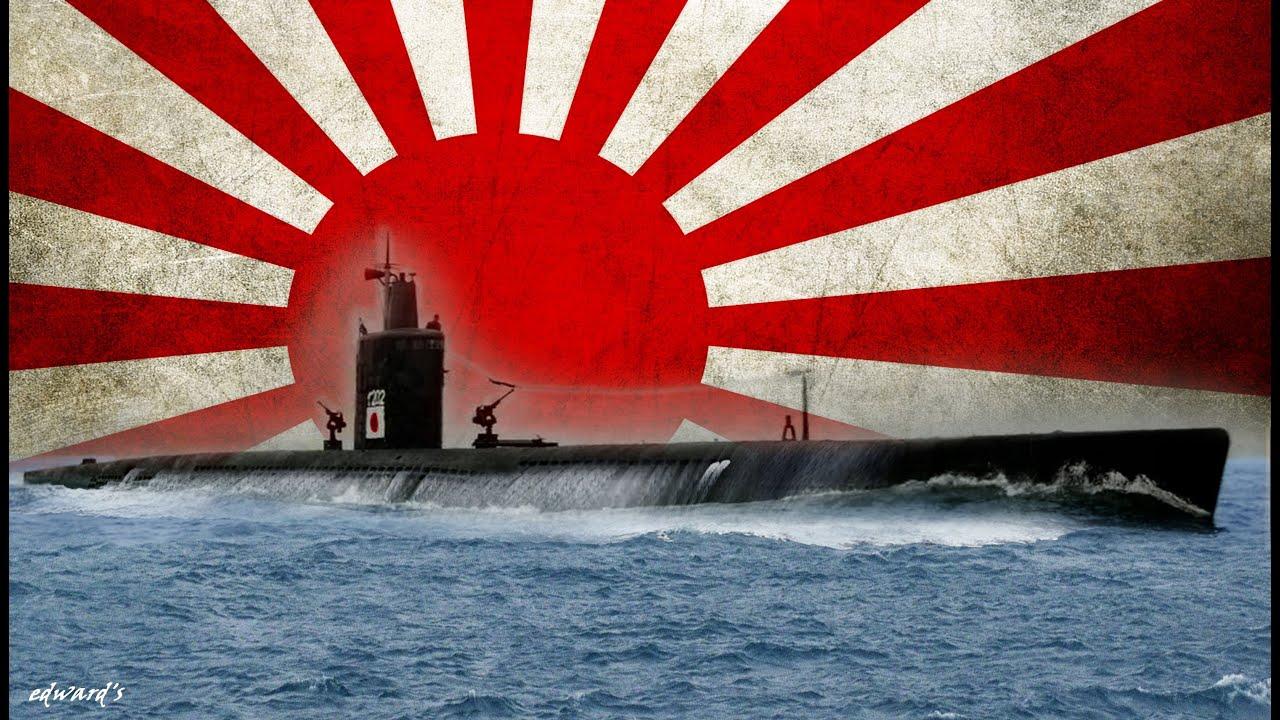 Imperial Japanese Navy Submarine 日本海軍の潜水艦 part VI - YouTube