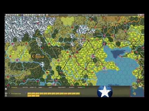 War in the Pacific: Admiral's Edition Grand Campaign - Jan 25, 1942
