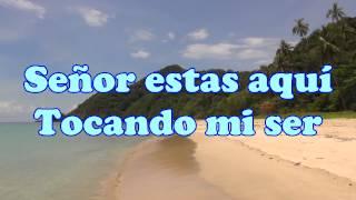 Benjamín Rivera - Señor Estás Aquí (Letra-HD)