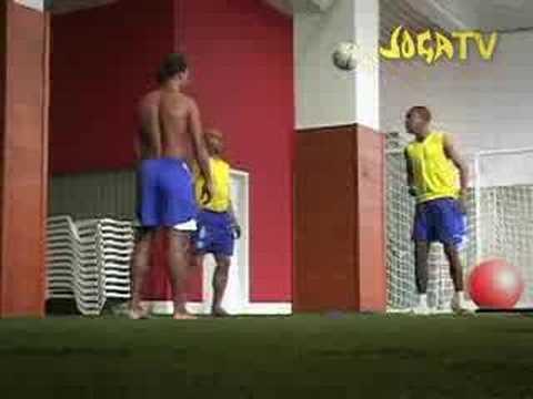 Brazilia Show football!!!!