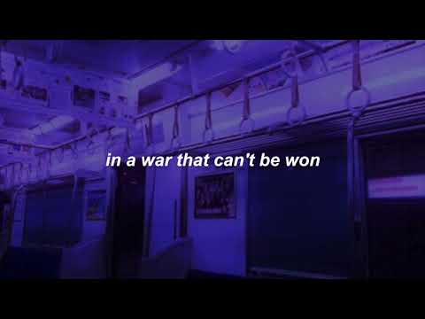 Sleeping With Sirens - War (Lyrics)
