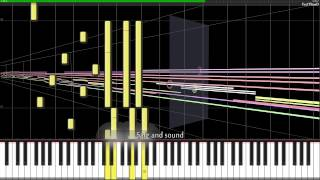 Safe and Sound - Captial Cities [Midi - Synthesia]